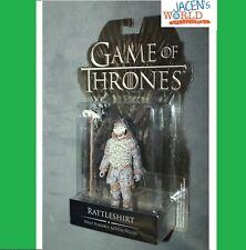 Rattleshirt Lord of Bones Game of Thrones Action Figure 3.75 inch