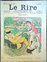 Le RIRE N° 284 du 14 Avril 1900