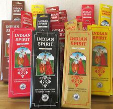 Räucherstäbchen Indian Spirit tierversuchsfrei Indien versch. Düfte 9,94�'�/100g