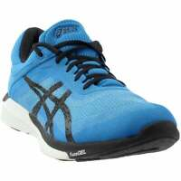 ASICS FuzeX Rush  Casual Running Neutral Shoes - Blue - Mens