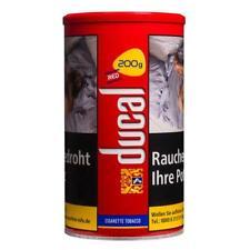 5 x 200g Ducal Red Tabak Zigarettentabak Dose
