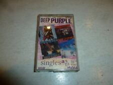 DEEP PURPLE - The Deep Purple Singles A's & B's - 1993 UK 20-track Cassette