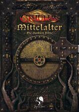Cthulhu-Mittelalter-Die dunklen Jahre-Abenteuer-RPG-Rollenspiel-Mängelexemplar
