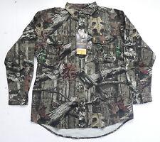 BROWNING camo hunting shooting shirt NEW  mens Medium M MOINF wasatch