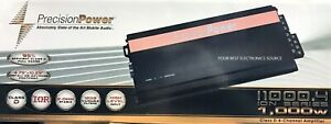 NEW PPI Precision Power i1000.4 iON Series 4-Chan. Class D Car Stereo Amplifier