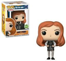 Funko Pop Vinyl Television - #600 Amy Pond SDCC 2018 Doctor Who MINT Fun28774