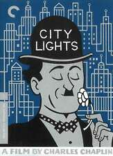 Criterion Collection: City Lights, New Dvds