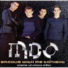 New: MDO: Groove with Me Tonight Single Audio CD