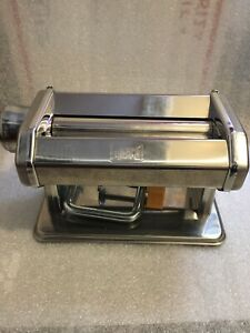 AMACO Craft Clay Machine Silver GREAT CONDITION!