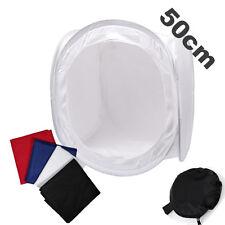 50x50x50cm Professional Pop Up Light Cube/Tent Photo Studio SoftBox EU / 50cm