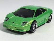 Hot Wheels 2009 Lamborghini Murcielago Metalflake Green HW Dream Garage Malaysia