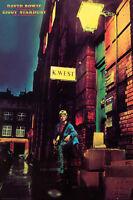 DAVID BOWIE - ZIGGY STARDUST POSTER - 24x36 - MUSIC 45057