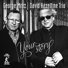 George Mraz - David Hazeltine Trio - YOUR STORY jazz piano trio
