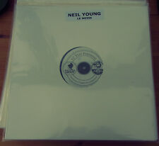 "Neil Young ""le noise"" vinilo LP testpressing"