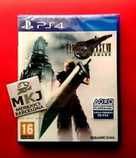 Final Fantasy VII 7 Remake - PLAYSTATION 4 - PS4 - NUEVO