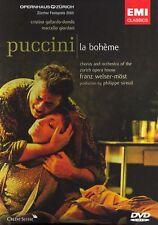 Puccini: La Bohème / Franz Welser-Möst - Opernhaus Zürich, 2005 DVD-9