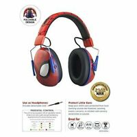Spiderman Kids Ear Protectors Earmuffs Toddler Ear Protection and Headphones...