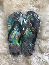 Flip Flops Unisex Havaians Style In Camouflage Colour Size 7/8 Uk 41/42 RRP£18