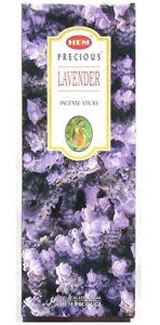 Hem Incense Sticks Precious Lavender Bulk 120 Stick for Cleansing Spiritual