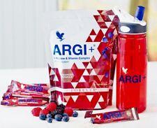 Best Supplement for Heart Blood Muscle Immune Energy Cholesterol. FOREVER ARGI+