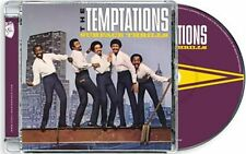 Temptations - The Surface Thrills   New cd   Remastered  PTG