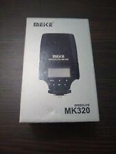 MEIKE MK-320 Flash Light TTL HSS Speedlite For Sony