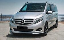 Frontansatz passend für Mercedes Benz V Klasse W447 Frontlippe Frontspoiler
