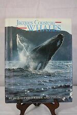 Whales by Jacques Cousteau & Yves Paccalet Hardback