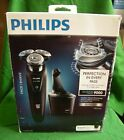 PHILLIPS 9000 SHAVER BOXED WITH MANUAL ETC ACCESSORIES STILL BAGGED
