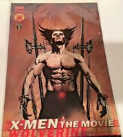 X-MEN THE MOVIE PREQUEL WOLVERINE # 1 COA #3451 LIMITED 15,000 MINT NEVER READ