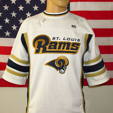 St Louis Rams American Football Autographed Signed Jersey Size Medium