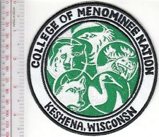 American Indian Tribe College Menominee Nation College Keshena, Wisconsin