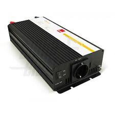 Power INVERTER 1000W Watt onda sinusoidale sine PURA 24V DC 220V CAMPER AUTO