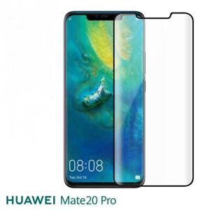 Full Glue Tempered Glass Screen Protector For Huawei Mate 20 Pro