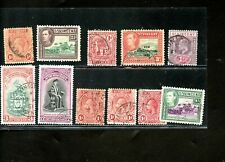 LOT 79472 USED  ST VINCENT BRITISH COLONY :