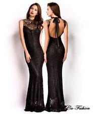 Markenlose Damenkleider aus Polyester in L