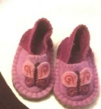 57df67c18a6 Handmade Felt Baby Slippers for sale