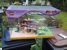 Lego Friends-Schaukasten/Diorama - original - groß und schön
