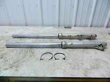 90 Yamaha RT180 RT 180 front forks fork tubes shocks right left