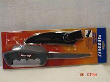 """Shimano 6"""" Fillet Knife w/Sheath"""