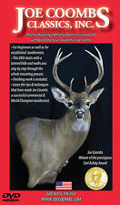 Whitetail Deer Taxidermy Instructional DVD by World Champion Joe Coombs