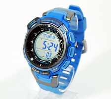 Casio Protrek Solar Triple Sensor Watch PRG-110C-2  PRG110C 2