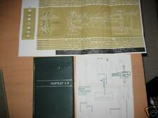 1956 1957 1961 BENTLEY S2 OWNERS MANUAL S 2 ORIGINAL