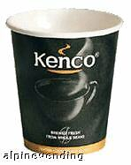 Kenco Singles Machine 7oz Paper Cups - 800