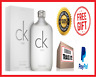 Calvin Klein CK One Eau De Toilette 50ml/100ml/200ml/300ml Original Unisex Spray