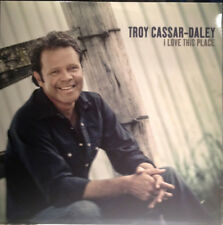 Troy Cassar-Daley – I Love This Place Vinyl LP Inc CD Liberation 2009NEW/SEALED