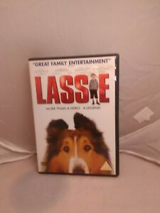 Lassie DVD more than a hero a legend FAMILY FILM  PG RATING  WITH  FREE Shipping