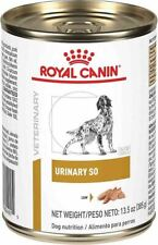 Royal Canin Veterinary Diet Urinary SO For Dogs 12/13.6oz Canned Food -FREE SHIP
