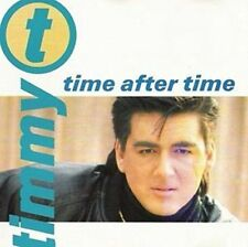 Timmy t time after time (1991) [CD]