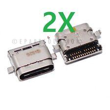 2X Asus ZenFone 3 ZE520KL ZE552KL Z017D Z017DA USB Charger Charging Port Dock